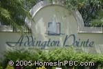 Click here for more information about Addington Pointe at Lake Charleston                                    in Lake Worth