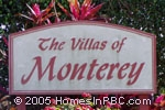 Click here for more information about The Villas of Monterey at Indian Spring                                      in Boynton Beach