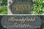 Click here for more information about Mirasol / Brookfield Estates at Addison Reserve                                    in Delray Beach