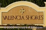 sign in front of Valencia Shores in Lake Worth