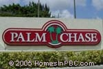 sign in front of Palm Chase in Boynton Beach