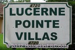 sign in front of Lucerne Pointe Villas in Lake Worth