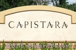 sign in front of Capistara in Lake Worth