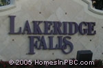 Click here for more information about Lakeridge Falls at Estates of Westchester CC / Pipers Glen            in Boynton Beach